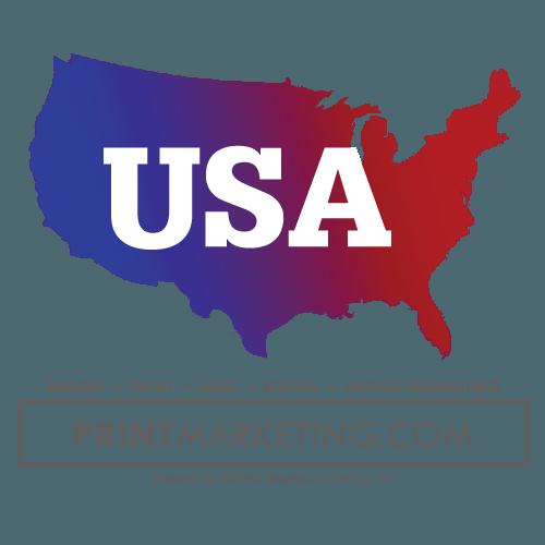 USA Print Marketing logo