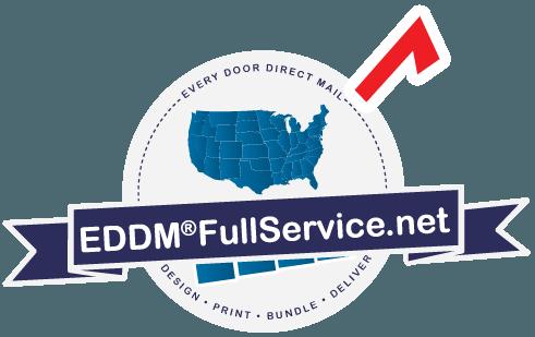 EDDM Full Service logo