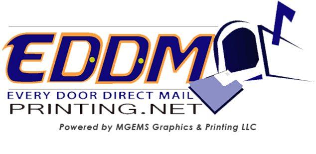 EDDM Printing large logo