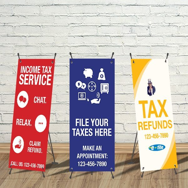 Wide Format Products - Banner