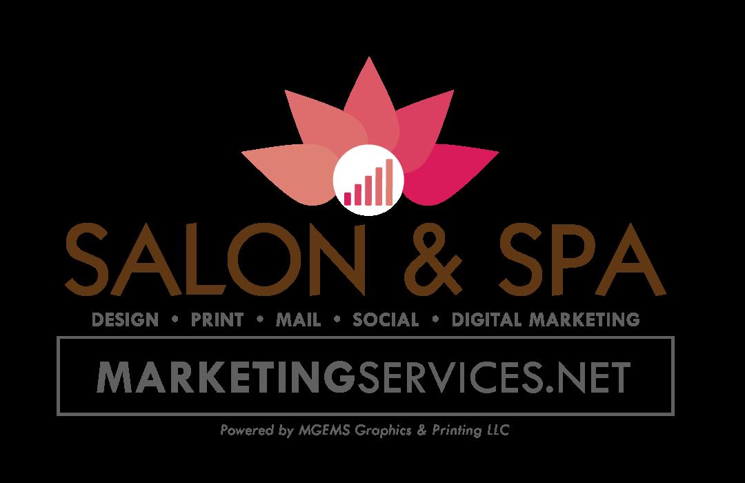 Salon and Spa Marketing Services full logo