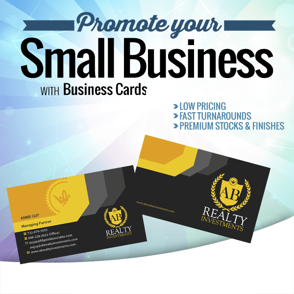 Print Products - Business Cards