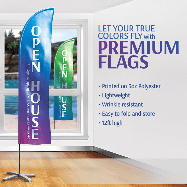 Wide Format Products - Flag
