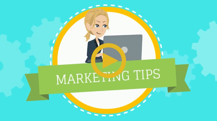 Business Growth Marketing Tips Video Animation